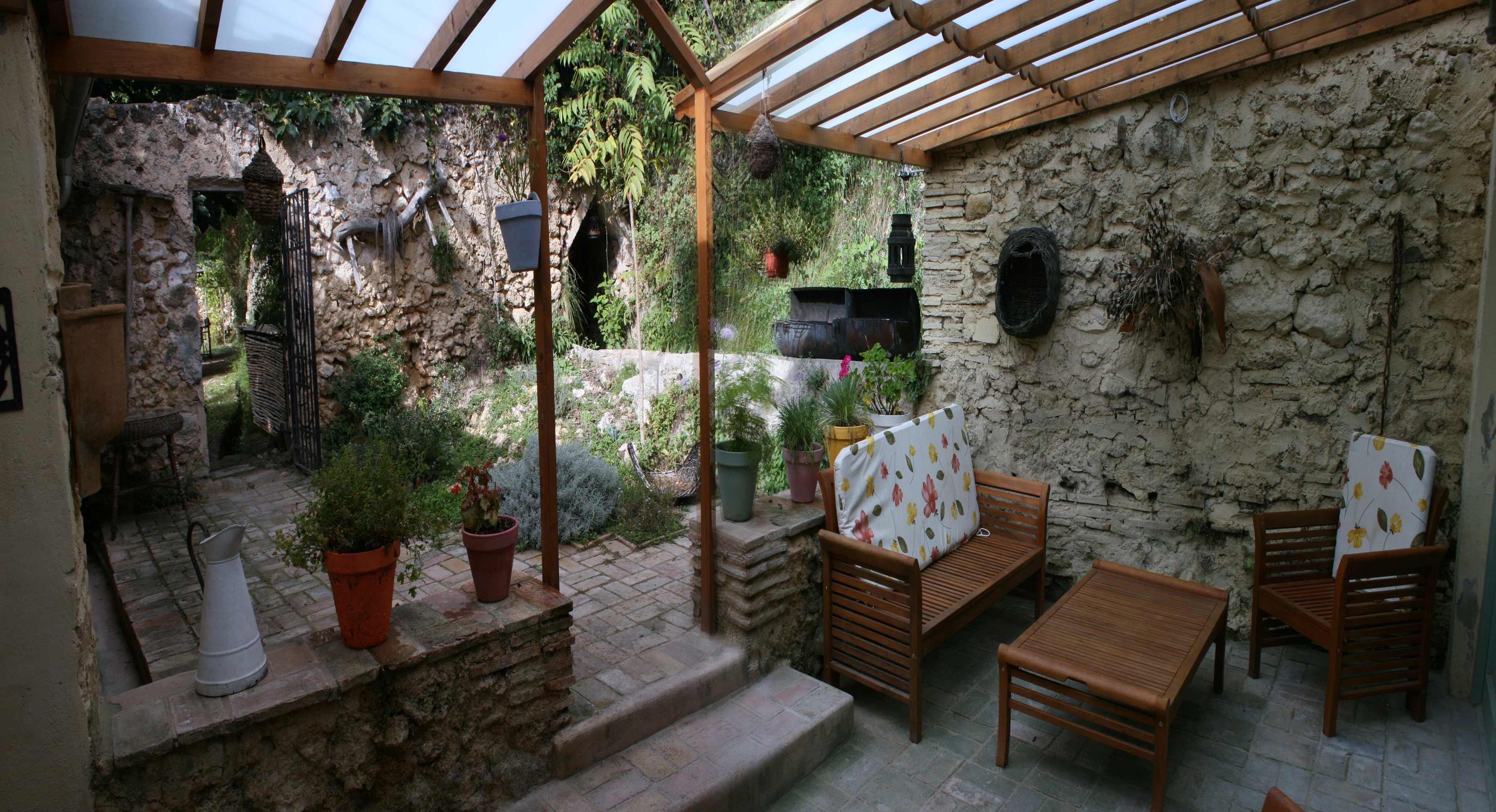 Molino del agua casa rural banyeres de mariola sierra - Casas con porche ...